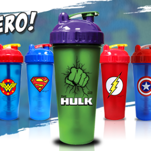 PerfectShaker Hero Series